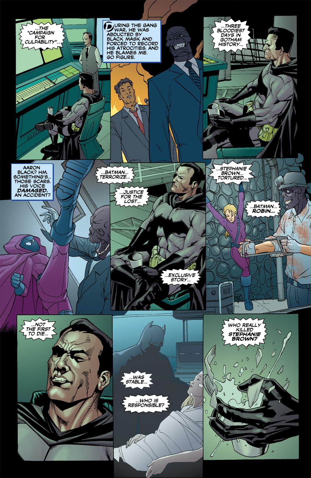 Detective Comics (1937) 809 Page 9