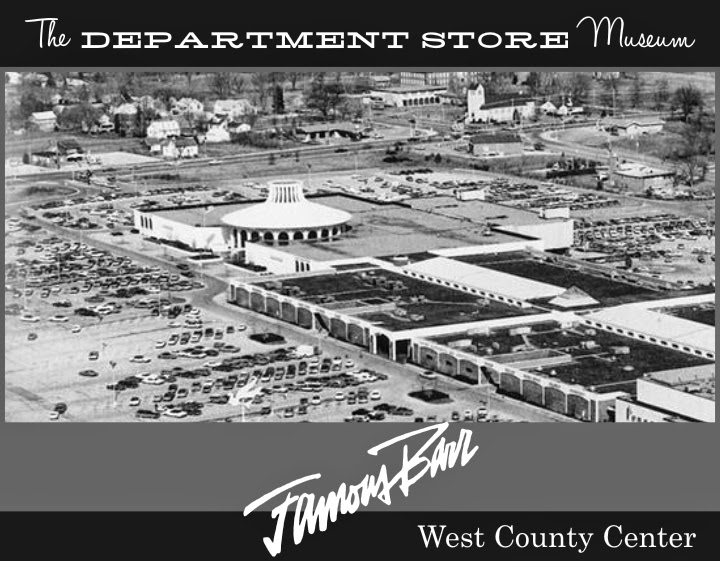 The Department Store Museum FamousBarr Co St Louis Missouri