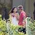 Selena Gomez and Justin Bieber flew to Jamaica for a wedding father of the musician