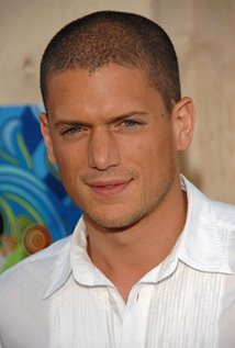 Wentworth Miller. Director of The Disappointments Room