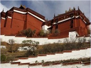 ตำหนักแดงพระราชวังโปตาลา (Potala Palace)