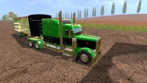 Kenworth T908 and Peterbilt 388 pack