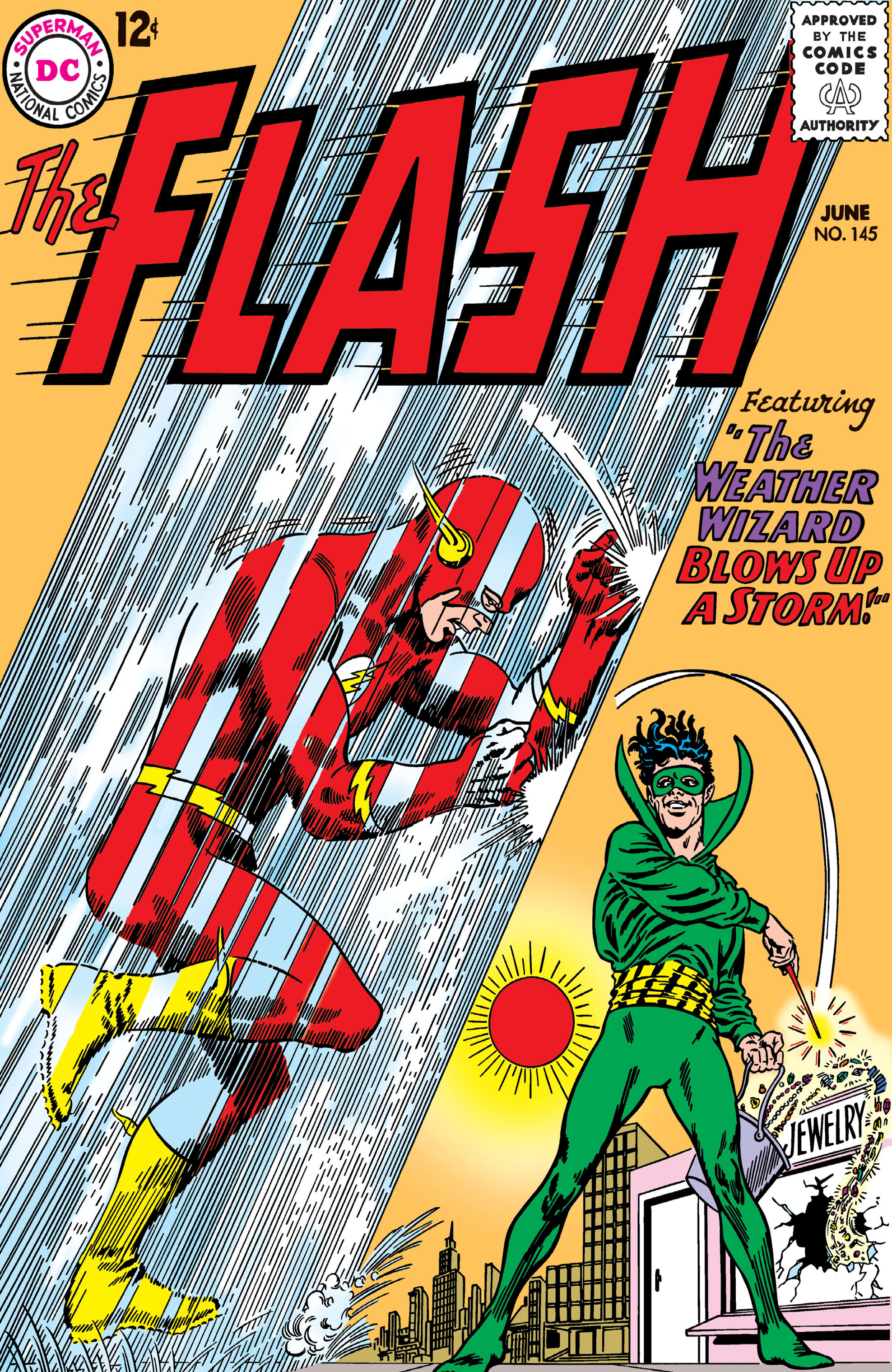 The Flash (1959) 145 Page 1