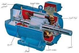 المحرك الكهربائي