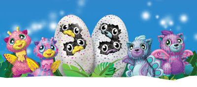 Hatchimals Surprise Twin Pet Toys review