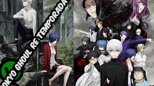 ▷ Descargar Tokyo Ghoul re Temporada 2 ✅ [12/12] [1080HD | 720P] [Sub Español] [MEGA-TORRENT]