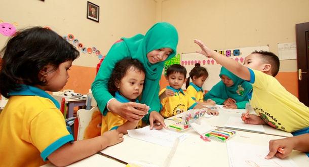 Contoh Program Tahunan PAUD Kurikulum 2013 TA 2018/2019