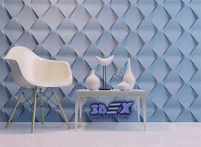 Decorative 3d gypsum wall panels and plaster wall paneling ...