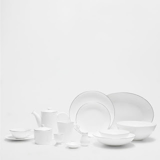 tea cup set zara home