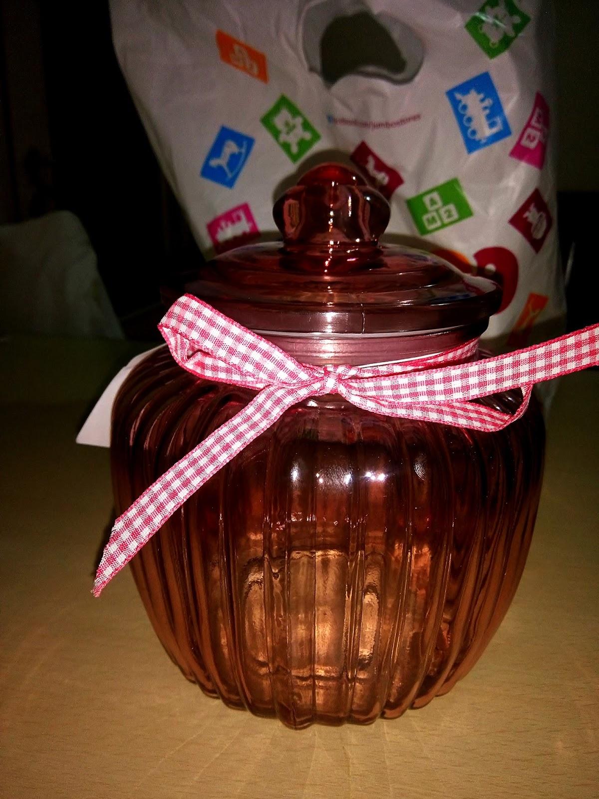 bb9d2eda561 Πήρα ως δώρο στη μητέρα μου αυτό το βάζο! Έχει τα 2 μικρότερα και βάζει  ζάχαρη και καφέ και επιδή της αρεσαν πάρα πολύ, της πήρα και το μεγάλο για  να ...