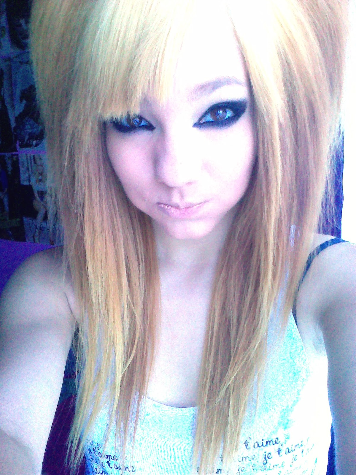 Emo Hairstyles For Girls Get an Edgy Hairstyle to Stand Out