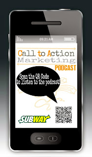 Learn how Subway uses QR Codes in this podcast