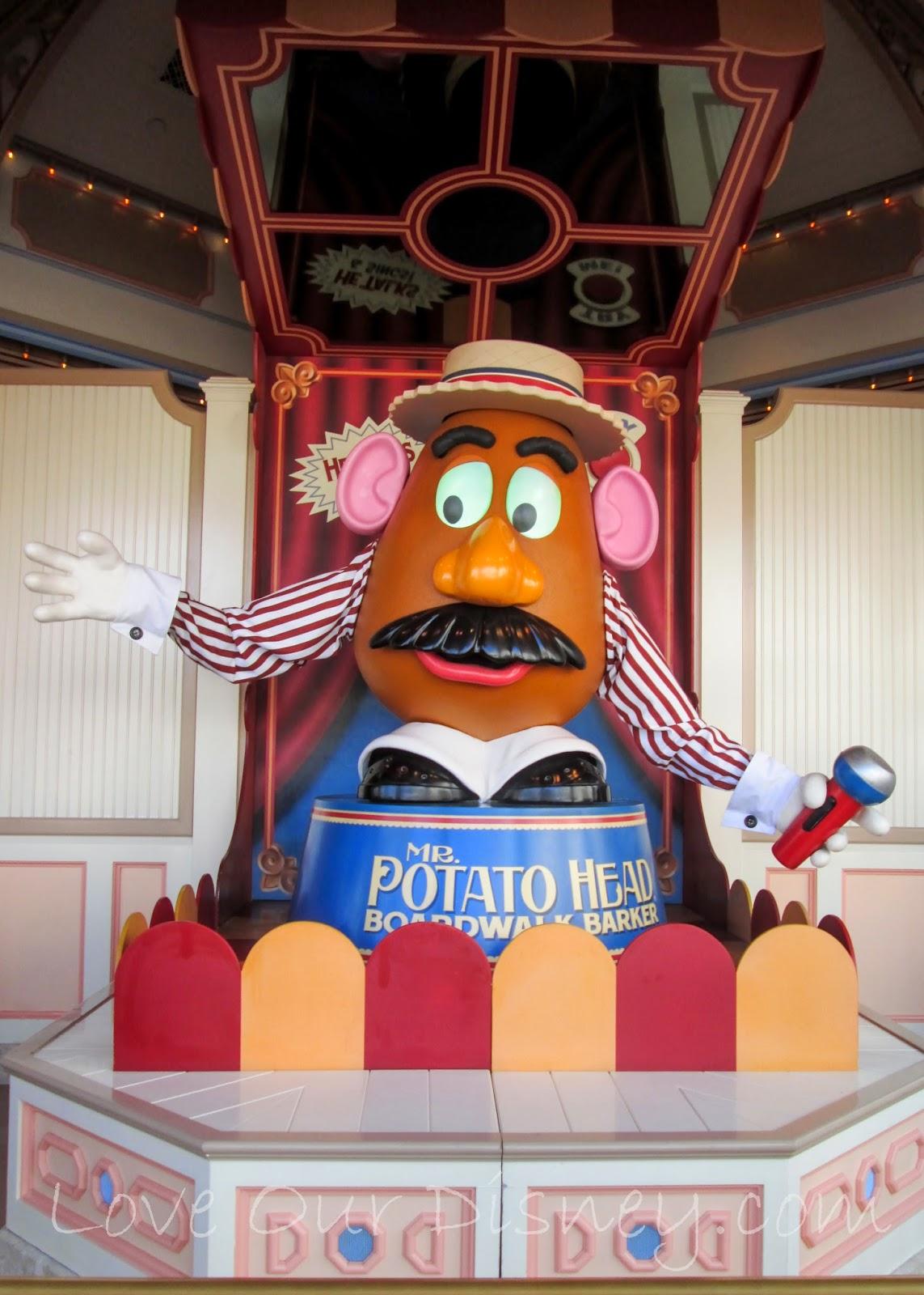 10+ best rides for preschoolers at the Disneyland Resort. LoveOurDisney.com