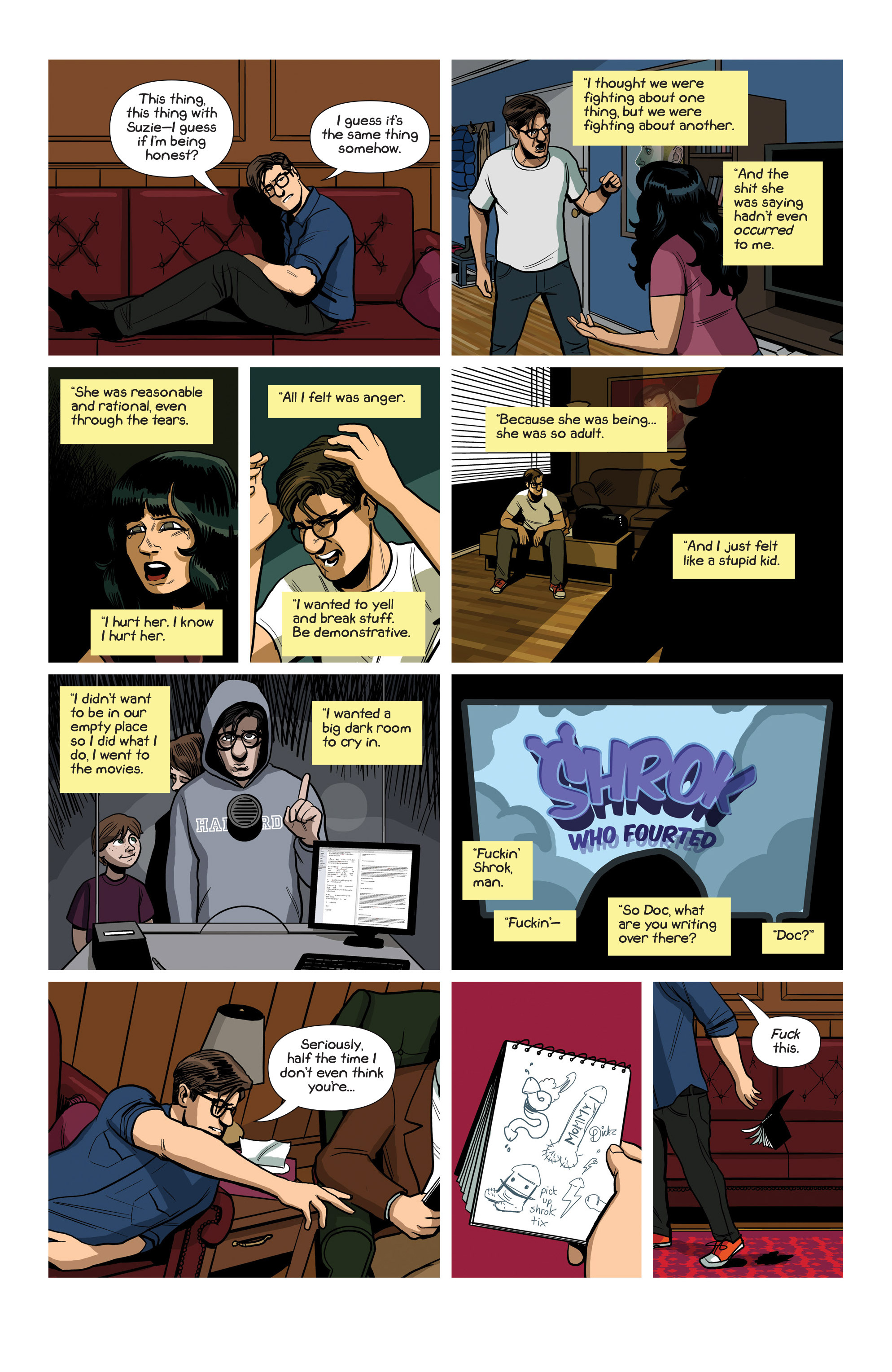 Read online Sex Criminals comic -  Issue #8 - 16