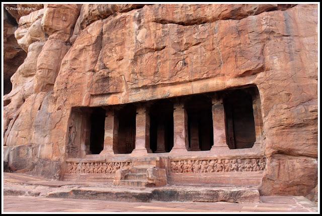 Badami Cave 2