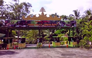 Taman wisata Lembah Hijau Lampung | wonderful Indonesia