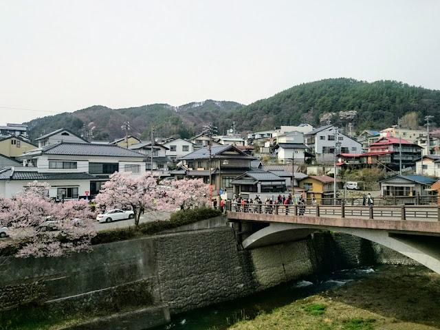 高遠 藤沢川