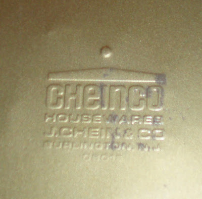 J Chein Company name stamp