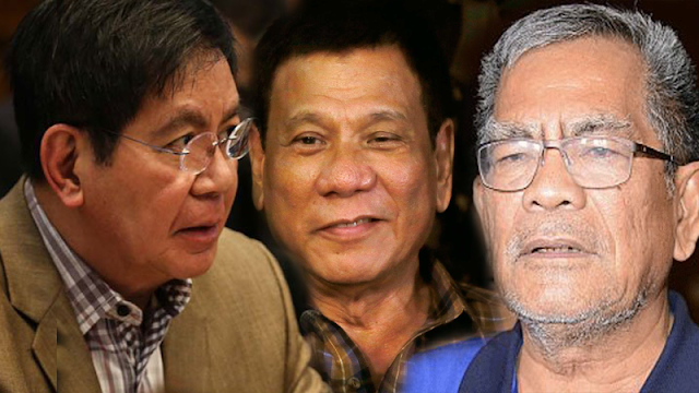 Lacson: Duterte firing Sueno shows strong leadership