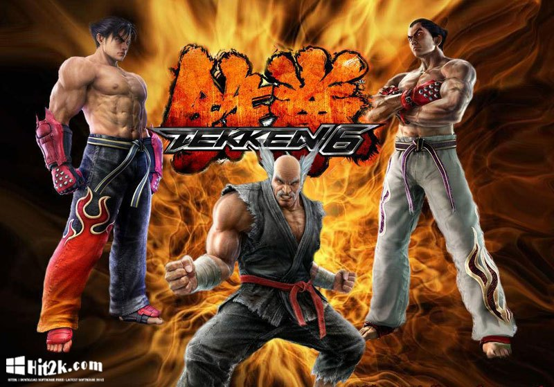 Tekken 6 PC Game Full Version [ Game Tekken ]