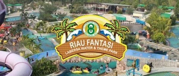 Tiket Masuk Riau Fantasi Labersa Theme Park Water Park Deasikumbang