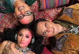 Lirik : Lingua feat. Maya Hasan - Kau Tak Di Sini