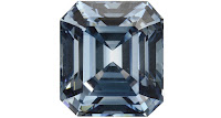 Blue Diamond, Lab Grown, Emerald Cut