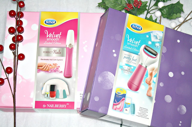 Christmas Gift Sets from Scholl