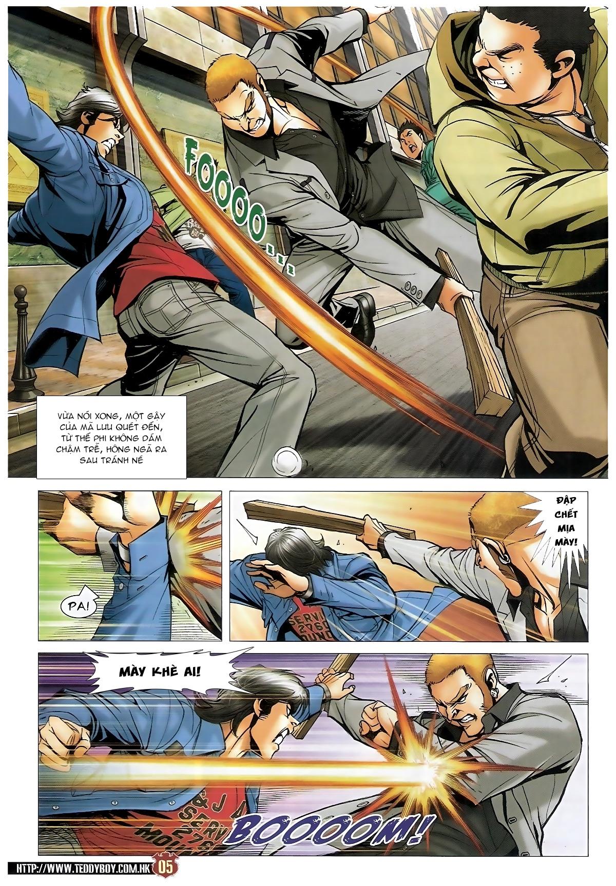Người Trong Giang Hồ - Chapter 1567: Chơi bẩn - Pic 4