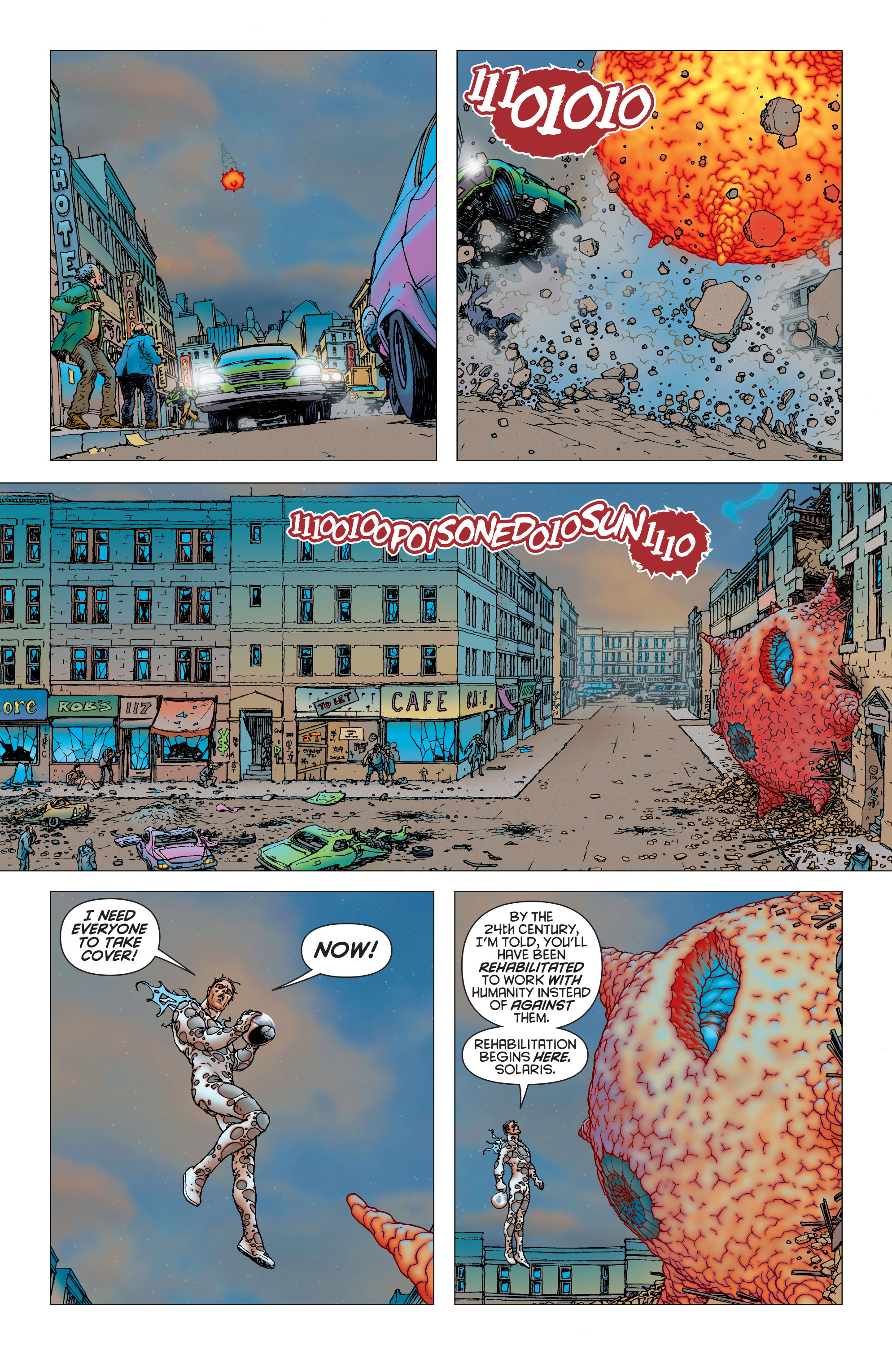 Read online All Star Superman comic -  Issue #11 - 19