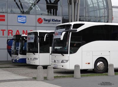Mercedes-Benz Citaro hybrid, Intouro i Tourismo, TransExpo 2018