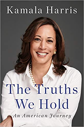nonfiction, must-read, Kindle reads, books, am reading, The Truths We Hold, Kamala Harris