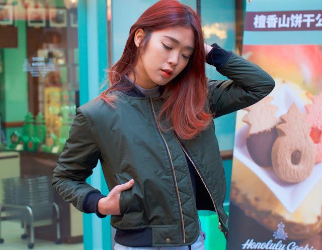 korean model haqi cahya haqeeu yg kplus kibumee clairine tiara loony