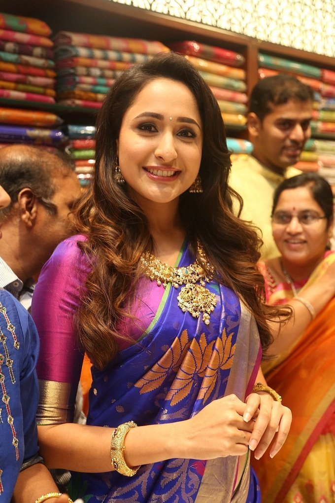 Celebs at South India Shopping Mall Opening Photos