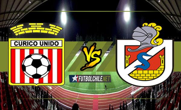 Curicó Unido vs Deportes La Serena