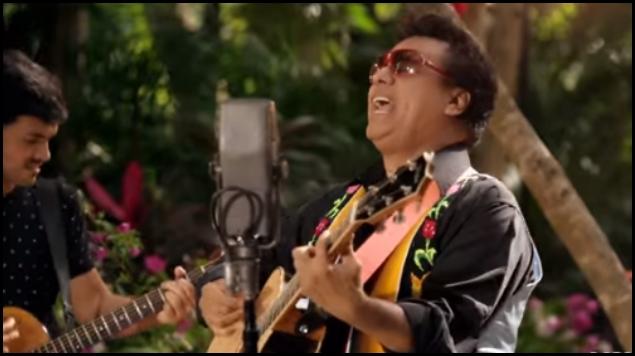 Juan Gabriel - Have You Ever Seen The Rain? (Video)