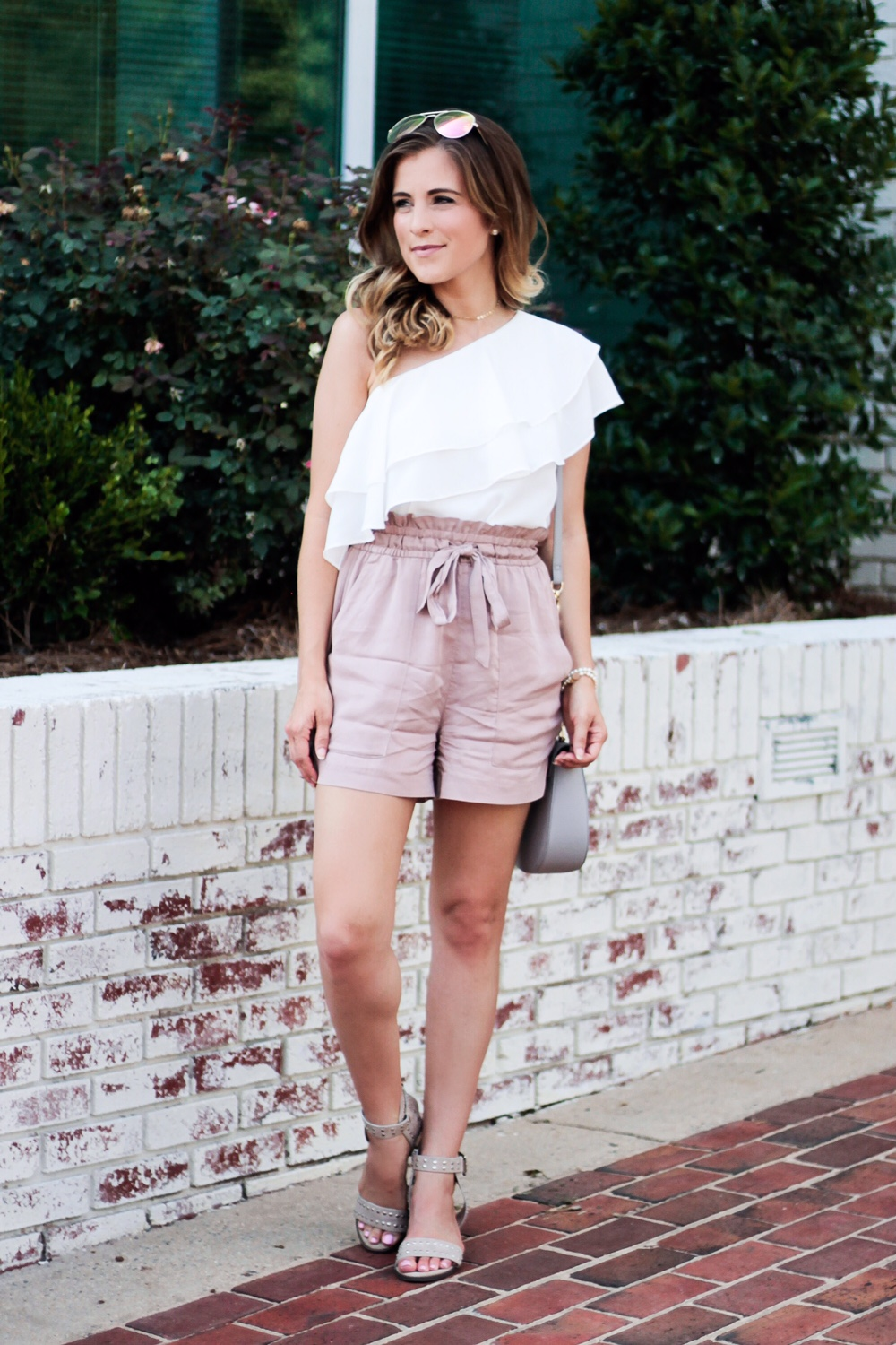 Clothing, Shoes & Accessories H&m White Shorts