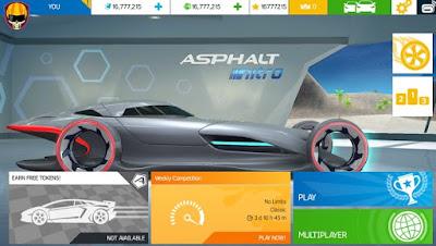 asphalt nitro mod apk latest edition