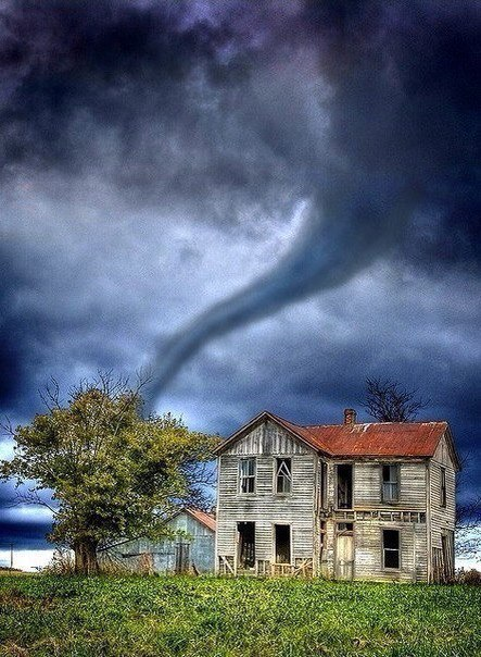 tornado of beautiful