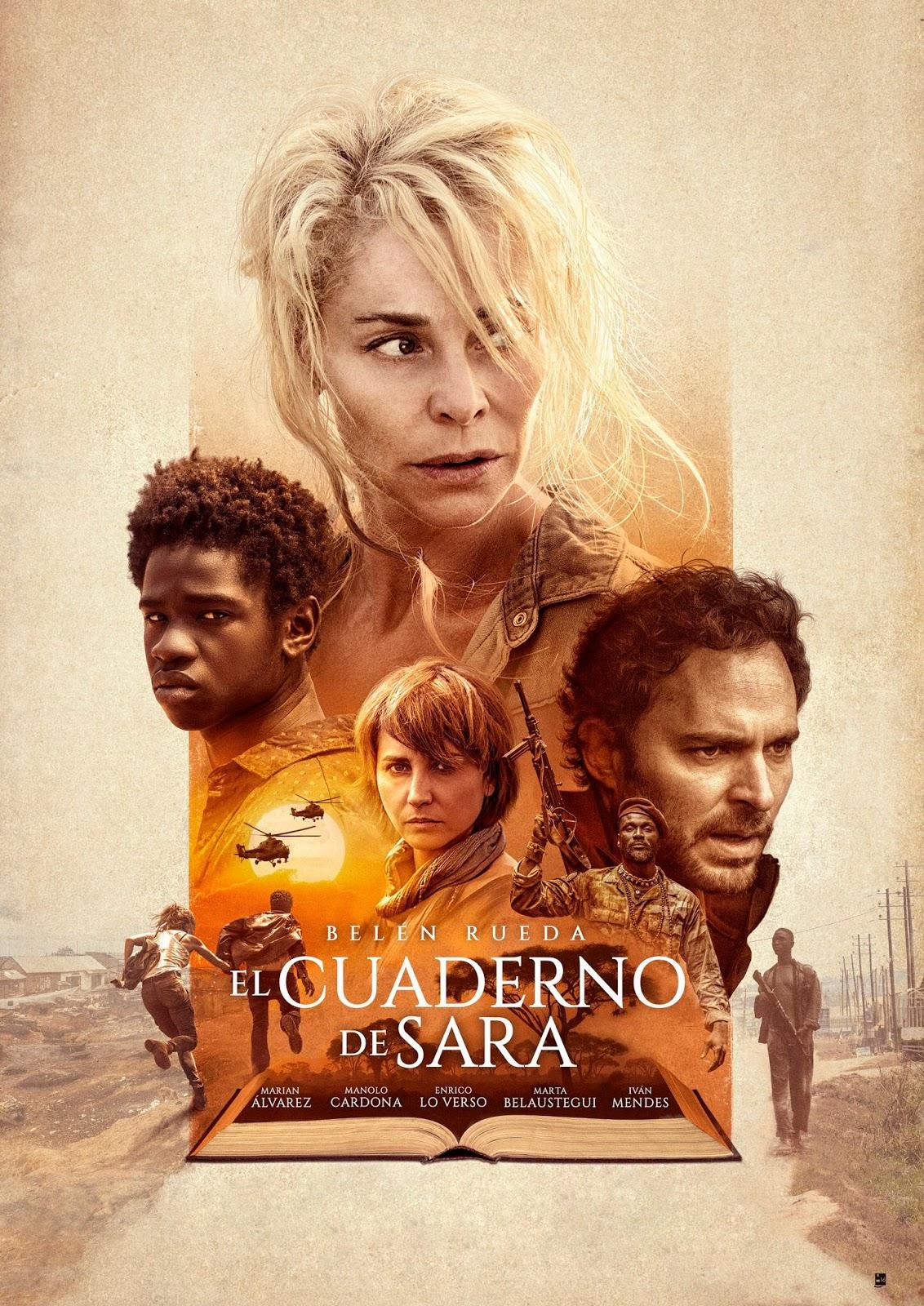 El cuaderno de Sara [2018] [DVD9] [PAL] [Español]