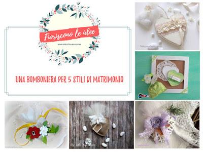 Tutorial Bomboniere Matrimonio Rustico Romantico Fioriscono le idee - MLI