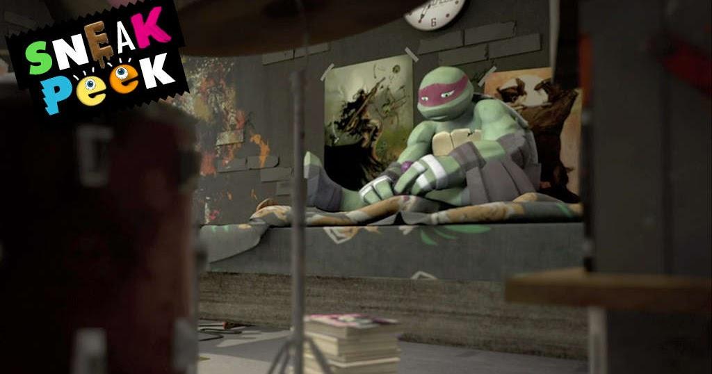 nickalive sneak peek from new quot teenage mutant ninja