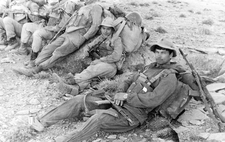 Webbingbabel: Soviet Army Mountain Troops Gorka / Gorka 1
