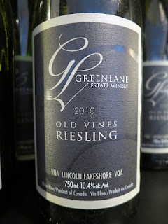 GreenLane Old Vines Riesling 2010 (90+ pts)