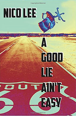 A Good Lie Ain't Easy, Nico Lee, book