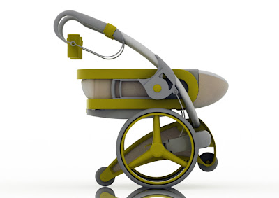 Creative Baby Strollers and Cool Baby Stroller Designs (11) 10