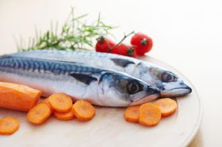 Non-oily fish