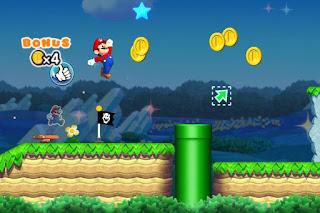 Super Mario Run Mod Apk Unlimited Money