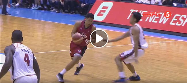 Kevin Ferrer Pulls Off CRAZY Magic Shot (VIDEO)