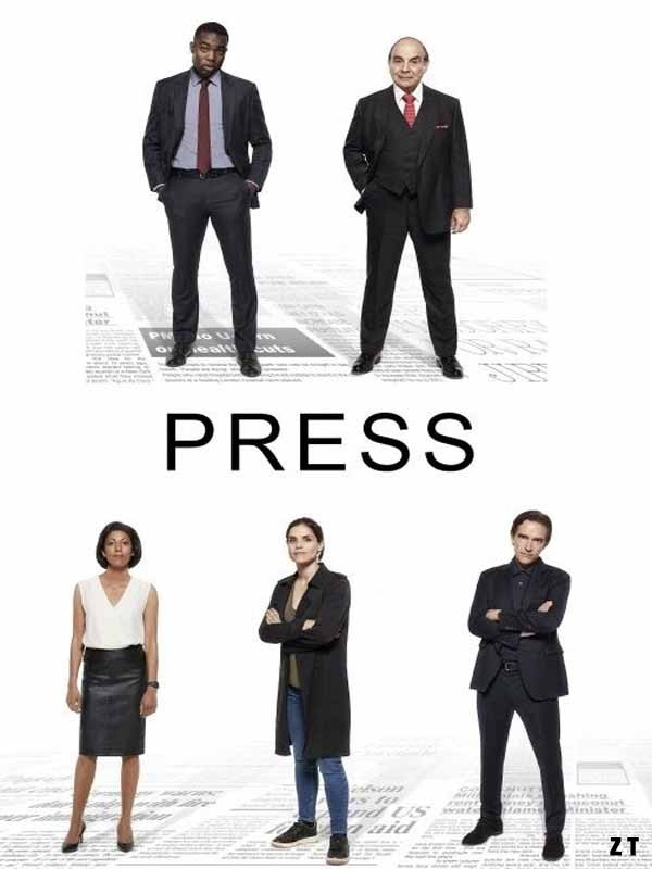 Press – Saison 1 [Streaming] [Telecharger]